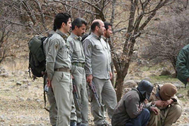 ۳ شکارچی غیر مجاز  در استان قزوین دستگیر شدند