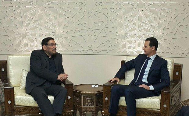 شمخاني يشدد على ضرورة نقل المفاوضات الى دمشق