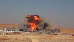 داعش يفجّر معمل تكرير الغاز في ريف حمص الشرقي