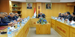 Damascus, Baghdad to boost trade ties
