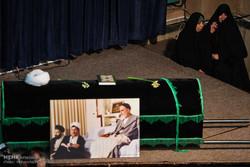 ابهامات در محل دفن پیکر آیت الله/نتیجه شور خانوادگی چیست؟