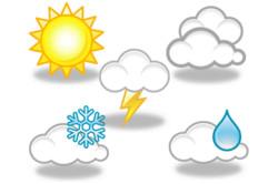 کاهش ۱۰ درجه ای دمای هوا در آذربایجان شرقی/ احتمال بارش برف