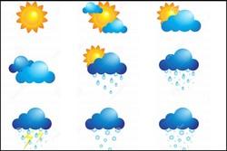 وقوع رگبار خفیف باران در نیمه شمالی استان کرمانشاه از عصر امروز