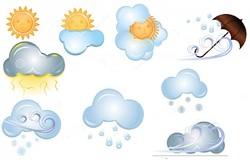 ورود سامانه بارشی به استان بوشهر/ دمای هوا به زیر صفر میرسد