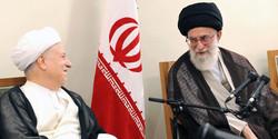 Ayatollah Seyed Ali Khamenei, Ayatollah Akbar Hashemi Rafsanjani