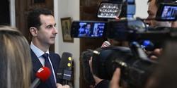 Everything in world changing regarding Syria