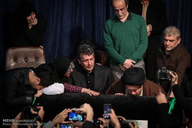 همسر هاشمی رفسنجانی مراسم تشییع هاشمی رفسنجانی سوابق مهدی هاشمی خانواده هاشمی رفسنجانی بیوگرافی محسن هاشمی بیوگرافی فاطمه هاشمی بیوگرافی فائزه هاشمی بیوگرافی حسن خمینی برادر هاشمی رفسنجانی