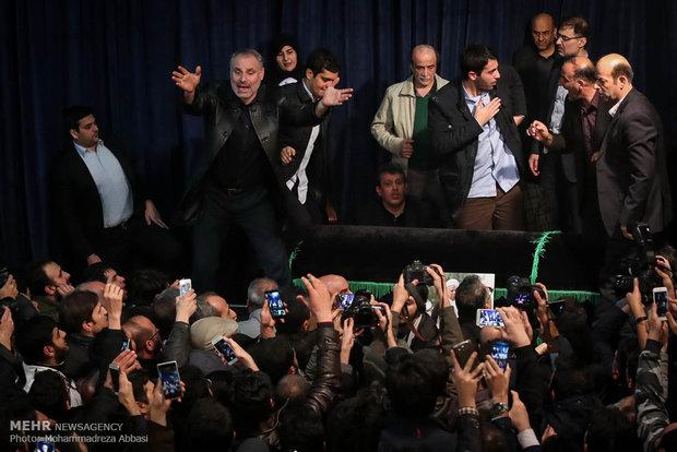 Farewell to Ayat. Rafsanjani