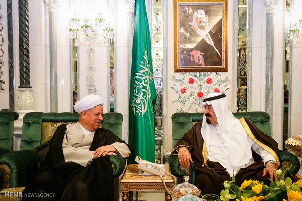 Hashemi Rafsanjani in frames
