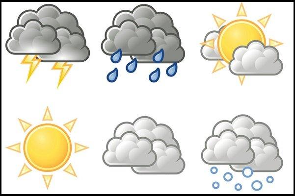 دمای هوا در گلستان کاهش می یابد/ احتمال بارش برف در ارتفاعات