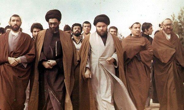 رحيل الشخصيات الثورية البارزة في ايران