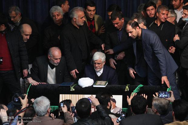 Hashemi Rafsanjani 'served Revolution, Leader well'