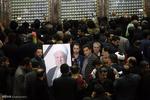 مراسم تدفین آیت الله هاشمی رفسنجانی در حرم امام راحل