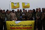 اعلام رسمی آزادسازی «الرقه» از سوی نیروهای دموکراتیک سوریه