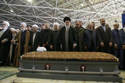 İnkılap Rehberi'nden Ayetullah Haşimi için cenaze namazı