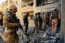 القوات العراقية تقتل ثلاثة انتحاريين ورابع يفجر نفسه غربي الانبار