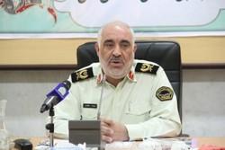اعزام نیروهای کمکی به استان های مرزی توسط پلیس خراسان شمالی