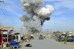 حمله انتحاری به یک بانک در افغانستان با ۲ کشته و ۱۹ زخمی