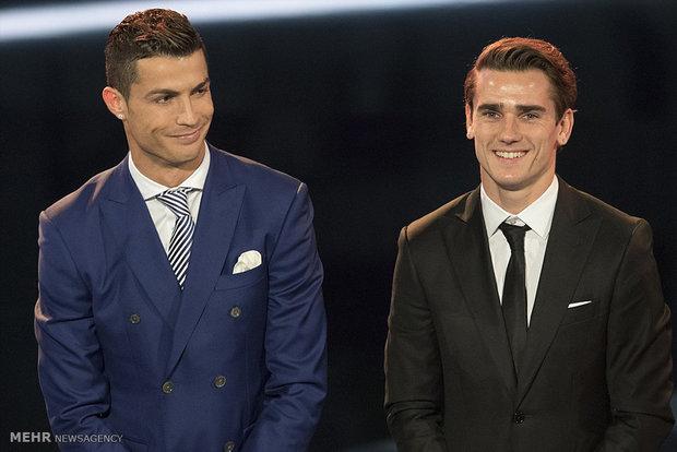 2016'nın en iyi futbolcusu Ronaldo
