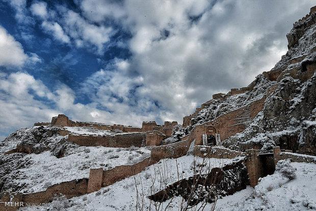 برف و سرمای شدید در اروپا
