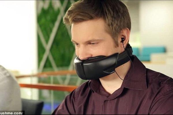 ساخت هدفونی برای مخفی کردن صدای محاورات تلفنی