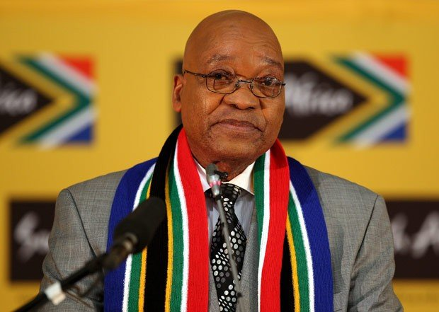 S African Pres. condoles on demise of Iran's Hashemi