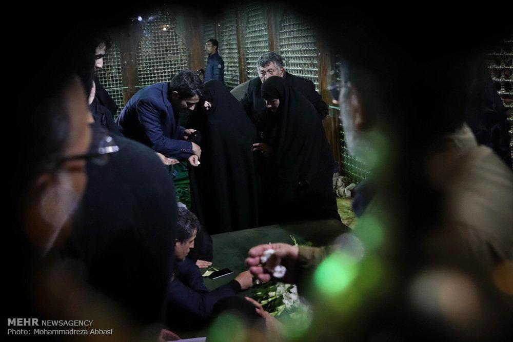 مراسم تشییع و تدفین آیت الله هاشمی رفسنجانی-۳