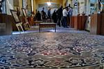 نمایشگاه آثار گره چینی، مهمان سازمان میراث فرهنگی شد
