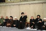 حسینیہ امام خمینی (رہ) میں مرحوم آیت اللہ ہاشمی کی یاد میں مجلس عزا
