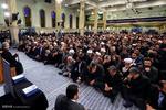 مراسم ترحیم حجتالاسلام والمسلمین هاشمی در حسینیه امام خمینی (ره)