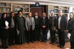 اساتید علوم انسانی هندی بر اعتلای زبان فارسی تاکید کردند