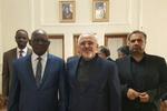 ایرانی وزیر خارجہ سے مالی کے اسپیکر کی ملاقات