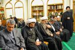 لندن کے اسلامی مرکز میں مرحوم آیت اللہ ہاشمی کی یاد میں مجلس عزا