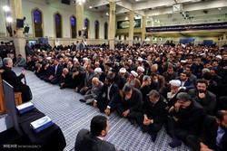 İnkılap Rehberi'nden Ayetullah Haşimi için taziye töreni