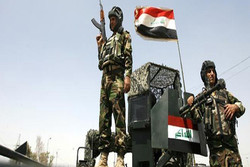 القوات العراقية تعلن تحرير حيي سومر والساهرون ورفع العلم العراقي فوق مبانيه
