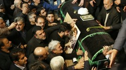 Rafsanjani's family thanks nation for huge funeral turnout