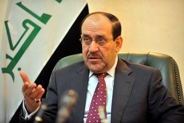 المالكي يعتبر التهديد الامريكي ضد ايران خرقاً للقوانين الدولية
