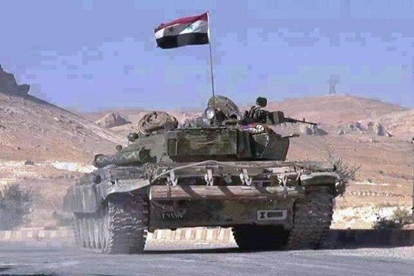 الجيش السوري يتقدم في دير الزور ويكثف عملياته بريف حمص الشرقي