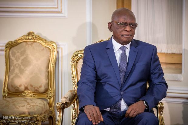 Zarif meets Malian parl. speaker