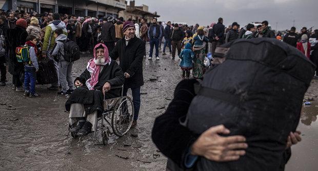 173,000 Iraqis escape Daesh-occupied regions since October