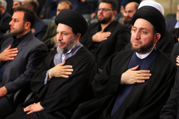 Leader holds commemoration ceremony for Hujattul-Islam Rafsanjani