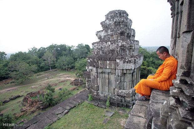 Kamboçya'daki esrarengiz mabetler