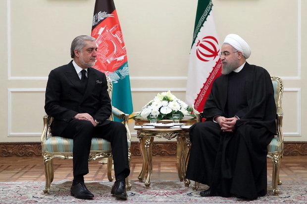 Iran spares no effort to help Afghanistan