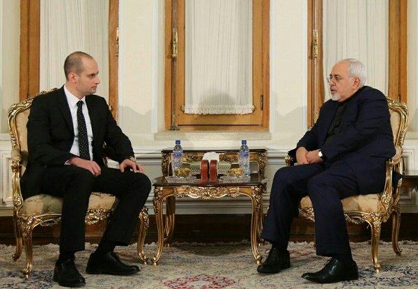 وزیر-امور-خارجهی-گرجستان-با-ظریف-دیدار-کرد