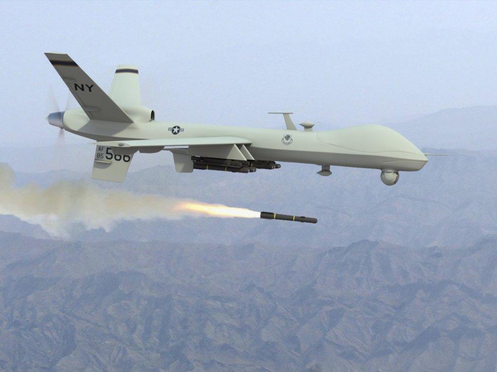 Yemeni officials say suspected US drone kills al-Qaida men