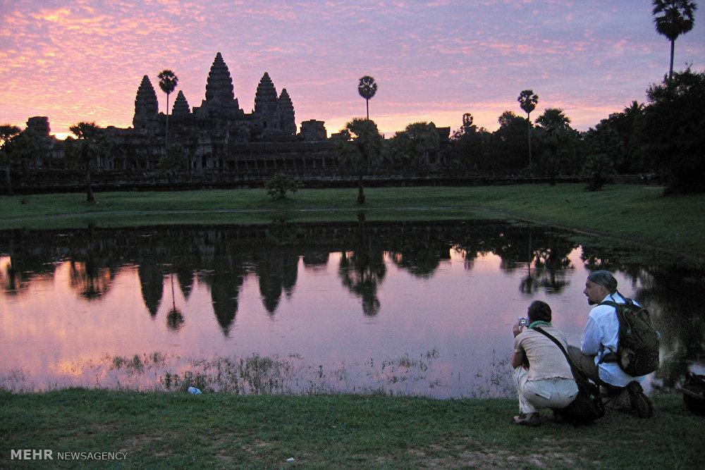 معابد اسرار آمیز کامبوج