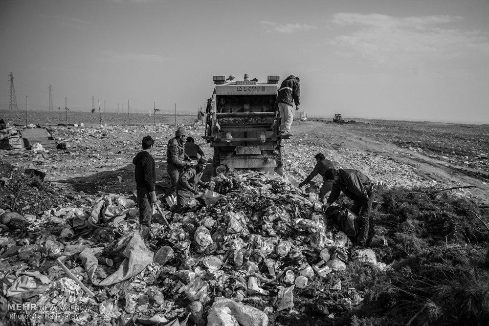 روزانه ۵۰ هزار تن زباله در کشور تولید میشود