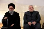 گرگان میں مرحوم  آیت اللہ ہاشمی رفسنجانی کی یاد میں مجلس عزا