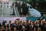 فرانسیسی کمپنی ایئر بس نے پہلا مسافر طیارہ ایران کے حوالے کردیا