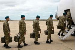 ۴۱ نظامی جمهوری آذربایجان وارد کابل شدند